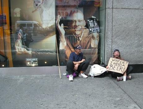 Sidewalk  Humour. by kipp