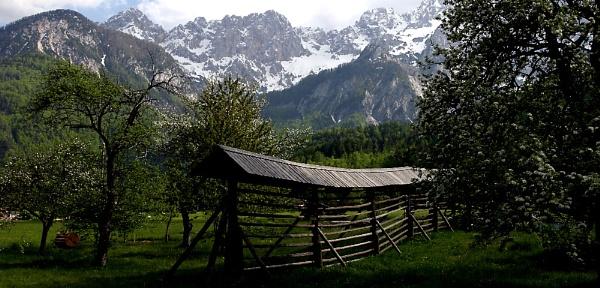 Slovenian Landscape by BertieP