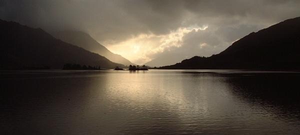 Evening in Lochaber by BertieP