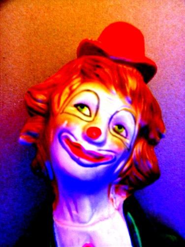 Clown by sammyboy