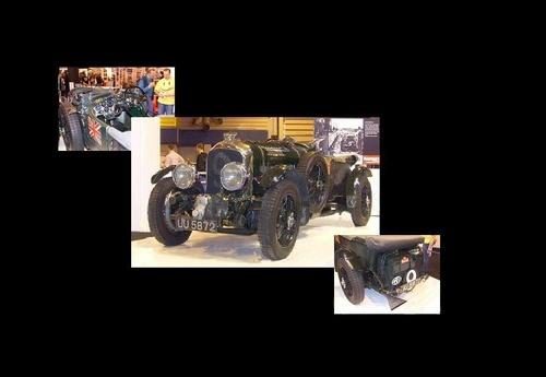 Birkin\'s Bentley by spikemoz