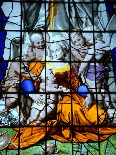 Church Window by aj14