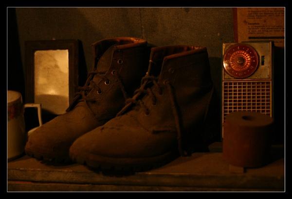 Brahn boots by iansamuel