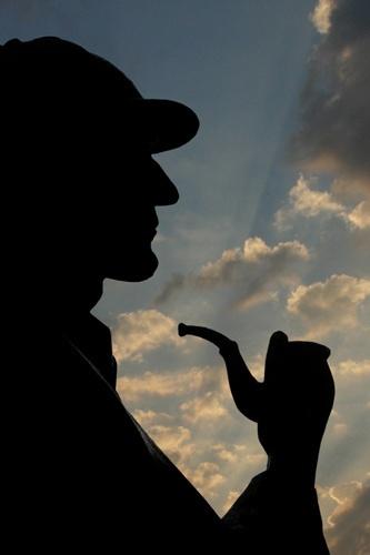 Holmes,  I presume !! by simonshere