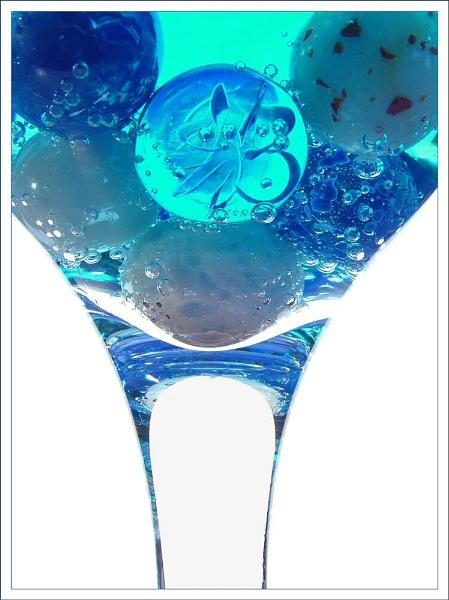blue marbles by jacquienewsham