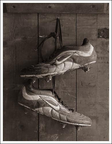 Football Boots by JohnHorne