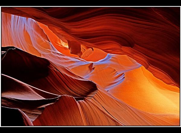 Antelope Canyon III by TonyA