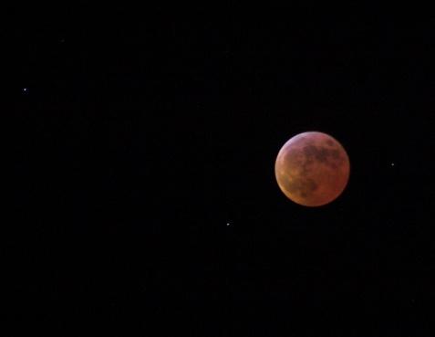 copper moon by rodp