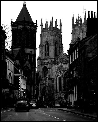 York - minster by ginz04