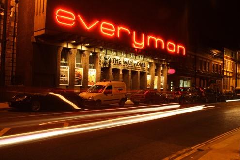 Everyman Theatre by DAVID LYDIATE