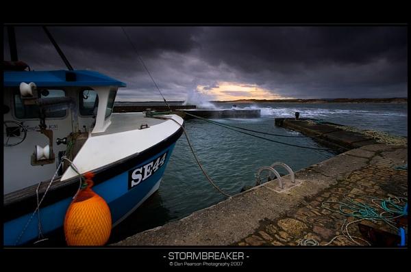 Stormbreaker by culturedcanvas