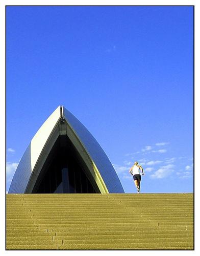 (Mod) - steps crop of Opera House runner by GavMc