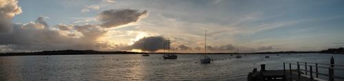 views of Brownsea Island by nads69