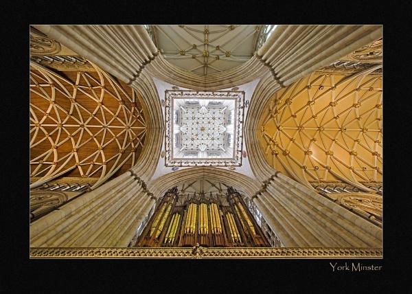 York Minster by VintageRed