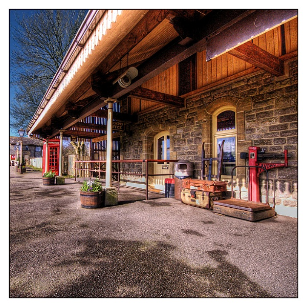 Cranmore Station II by DiegoDesigns