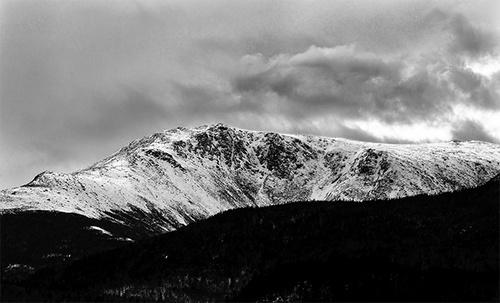 White Mtns New Hampshire by gmontambault