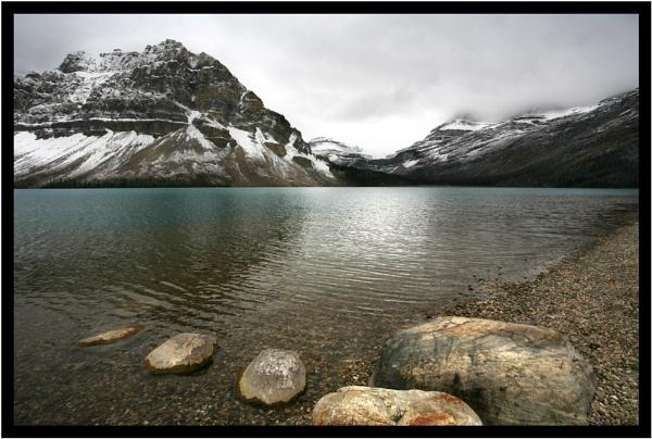 Bow Lake 2 by sherlob