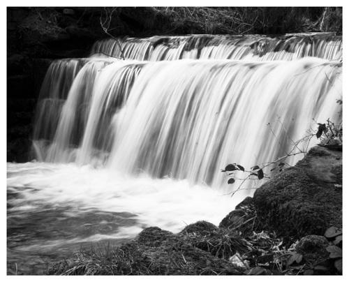 Stonegates Waterfall by PAllitt