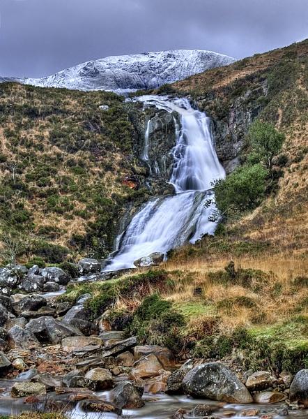 Skye falls by msnapz