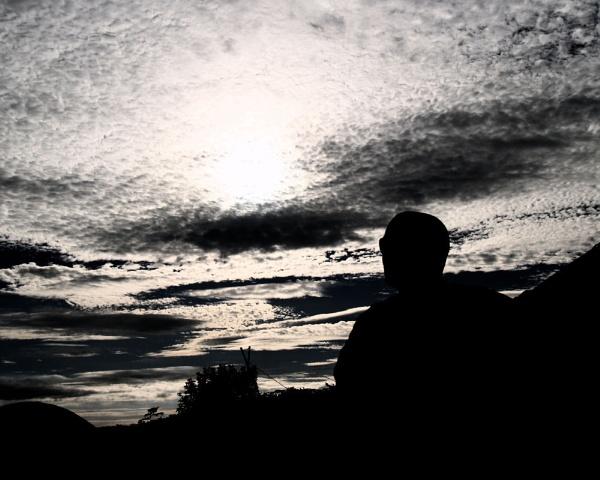 Mottled Sky by DJMidnight