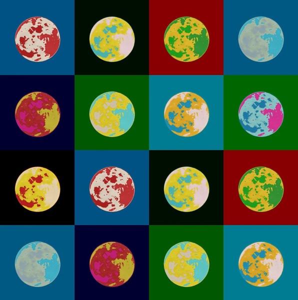 sixteen moons by StephenBrighton