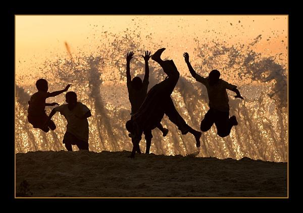 Nungwi Boys II by RobDougall