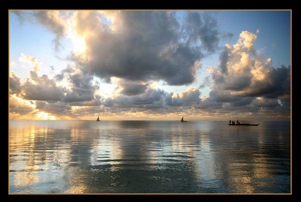 Zanzibar Dawn by RobDougall