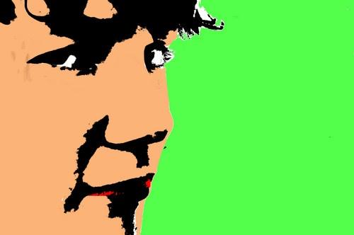 George Or Andy Worhol? by Ridefastcarveha