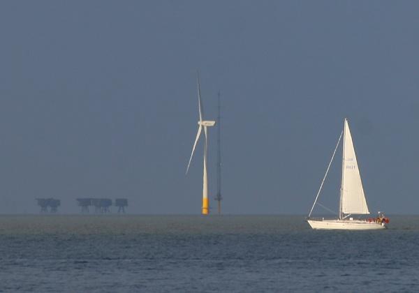Wind Power by hughscott