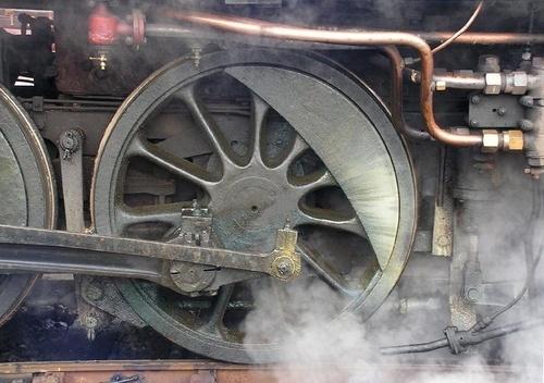 Drivng Wheel by spikemoz