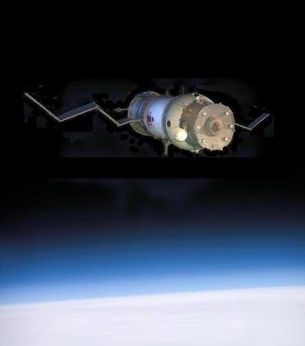 Soyuz by spikemoz