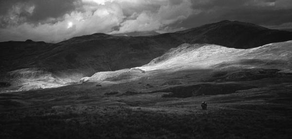 Moelwyn Mawr, Snowdonia by rontear