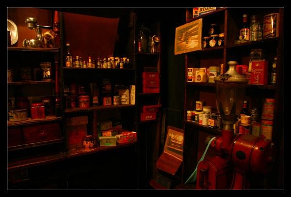 Local Shop by iansamuel