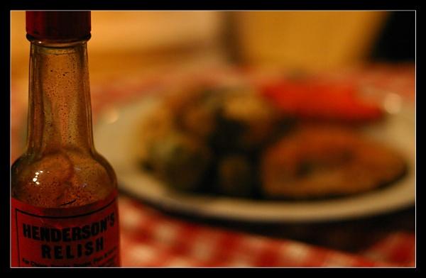 Dreaming of Dinner by iansamuel