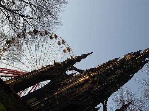 Edinburgh Rocket by faerie