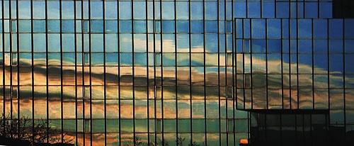 Mosaic sky by Topcat