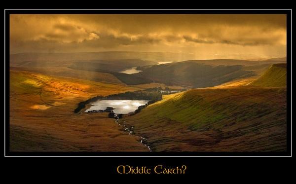 Middle Earth? by pontybiker