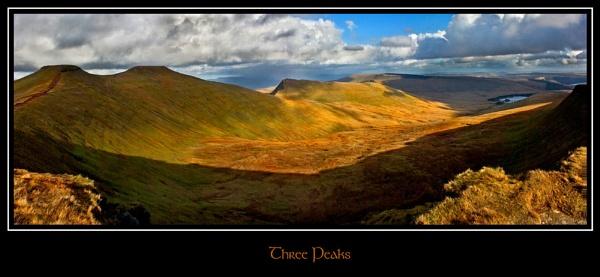 Three Peaks by pontybiker