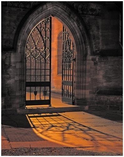 Church Door 2 by icebabe