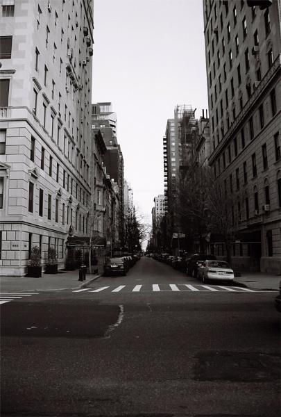 Road Through Town by Josh_R