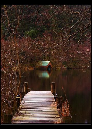 Loch Ard by jeanie