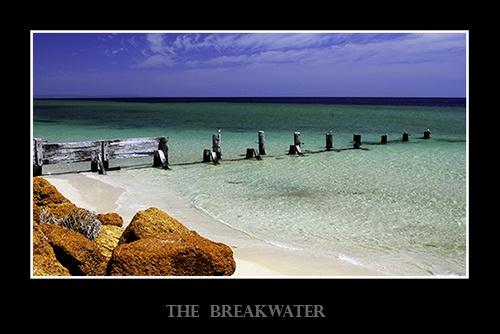 The Breakwater by KenV