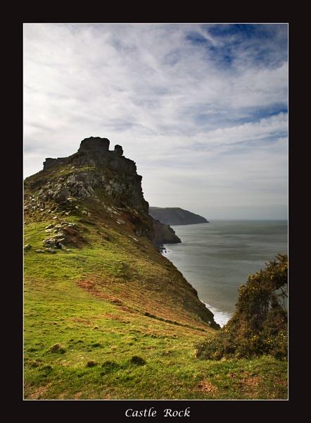 Castle Rock by Tetters