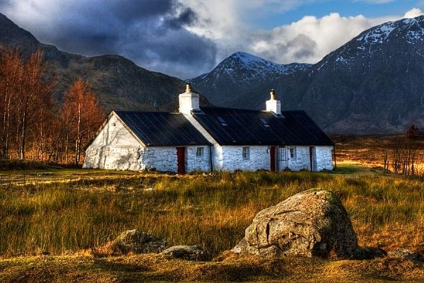 Black rock cottage by msnapz