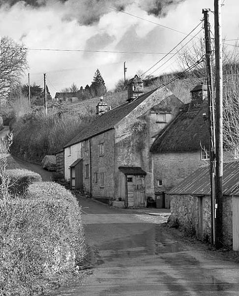Dartmoor Village by bigLol