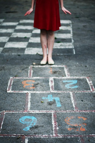 Hopscotch by marina
