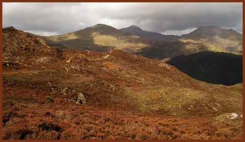 High cwm, Snowdonia by pewa