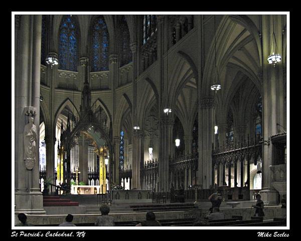 St Patrick\'s NY by oldgreyheron