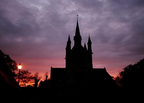 Whippingham Church by BlindLemon