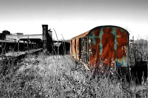 Last train to Nowheresville by Ingleman
